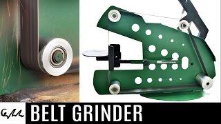 """getlinkyoutube.com-2"""" x 72"""" Belt Grinder"""