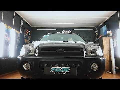 Hyundai Santa Fe Classic ДХО led drl