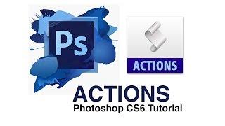getlinkyoutube.com-How to create and use Photoshop Actions