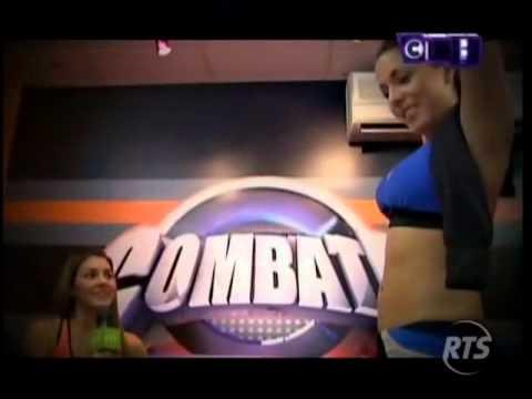 Combate RTS Ecuador - Top 10 Mas Sexys de Combate