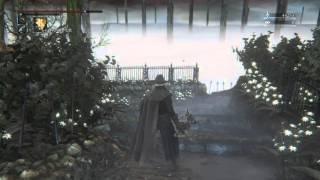 getlinkyoutube.com-[ブラッドボーン The Old Hunters] 瀉血の槌 モーション