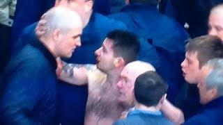 getlinkyoutube.com-Millwall VS Wigan / Millwall Fans Fighting / Full Video