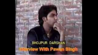 getlinkyoutube.com-pawan singh interview bhojpuri