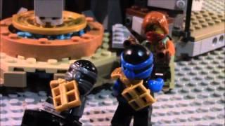 getlinkyoutube.com-Lego Ninjago Rise Of Nadakhan episode 53 Sky Pirate Showdown