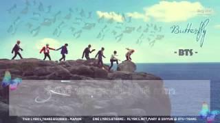 getlinkyoutube.com-[Karaoke/Thaisub] BTS (방탄소년단) - Butterfly