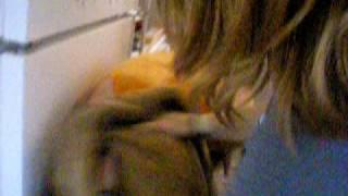 getlinkyoutube.com-Hailey's hairwashing