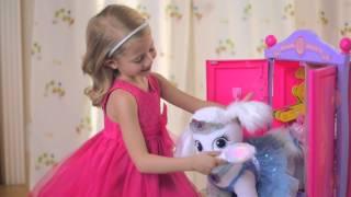 getlinkyoutube.com-Build a Bear Disney Cinderella's Pumpkin