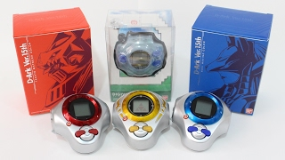 D-Ark 15th Digivice Unboxing-Digimon Tamer-Takato(啓人)/Dukemon and Ruki(留姫)/Sakuyamon