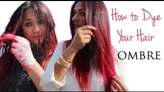 getlinkyoutube.com-How to Dye your hair Ombre