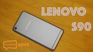 getlinkyoutube.com-Обзор Lenovo S90: iPhone 6 снаружи, Android внутри