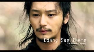 getlinkyoutube.com-Ddang Sae Avenge ( Lee Bang-Ji's Theme ) | 하날히 달애시니 OST instrumental