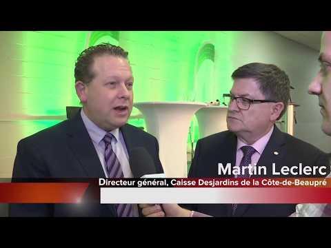 Caisse Desjardins de la Côte-de-Beaupré: une coopérative engagée