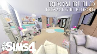 getlinkyoutube.com-The Sims 4: Room Build | ♥ Tumblr Bedroom ♥