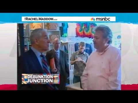 MSNBC - Ron Paul Could Be Nominated At The Republican National Convention