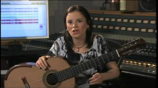 getlinkyoutube.com-Ana Vidovic Interview from  Guitar Artistry in Concert - 2 of 3