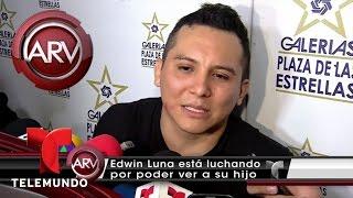 getlinkyoutube.com-Edwin Luna pelea por ver a su hijo | Al Rojo Vivo | Telemundo