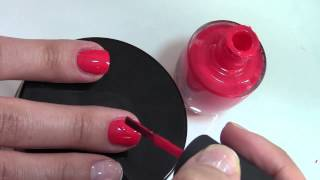 getlinkyoutube.com-Perfect Manicure Every Time! Nail Painting Tutorial
