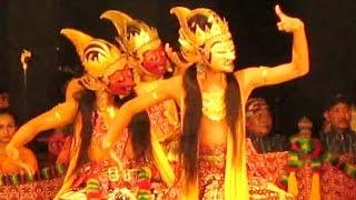 Tari KLANA TOPENG Gagah Alus - Javanese MASK DANCE - Selasa Legen Pujokusuman [HD]