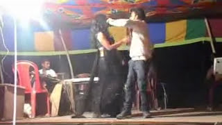 getlinkyoutube.com-kundan gond dance at janta bazar