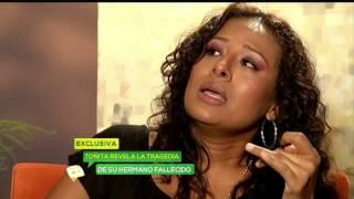 getlinkyoutube.com-Toñita rompe el silencio tras muerte de su hermano
