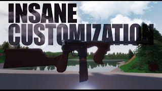 getlinkyoutube.com-BEST CUSTOMIZABLE GUN EVER - Unturned Mod Showcase - Unturned 3.17.2.0