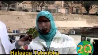 getlinkyoutube.com-Halaaga iyo dhibaatadda Tahriibka  Daawo Gabadh Reer Burco Oo Si Murugo Leh Ula Hadlayasa Reer Burco