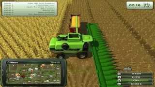 Zagrajmy w Farming Simulator 2013 na multiplayer #23 - Nowa przystawka i słup.