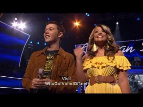 Scotty McCreery Lauren Alaina American Honey Duet 2011