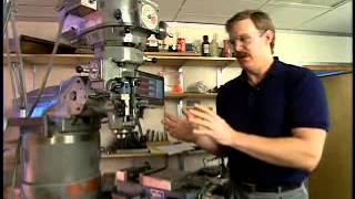 getlinkyoutube.com-Essential Machining Skills: Working with a Milling Machine, Part One