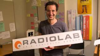 getlinkyoutube.com-Radiolab's Jad Abumrad on Creativity, Failure and The Virtues of Wonder (Interview)