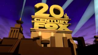 getlinkyoutube.com-My Take on 20th Century Fox Logo - 2009 Version