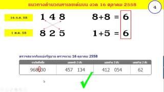 getlinkyoutube.com-สูตรหวยเด็ด ไขว้นำโชค พร้อมแนวทาง งวด 17 มกราคม 2559 สถิติสุดยอดมาก