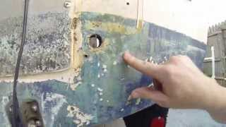 getlinkyoutube.com-Lets Get Started on The Wolf - Restoring a Classic 1971 Boston Whaler