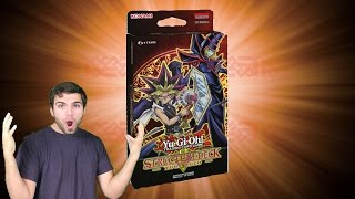 getlinkyoutube.com-EPIC YuGiOh Structure Deck Yugi Muto Opening and Review! The Magnet Warriors Return!!