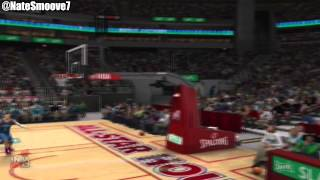 getlinkyoutube.com-NBA 2K13 - Dunk Contest BS! (MyCareer)