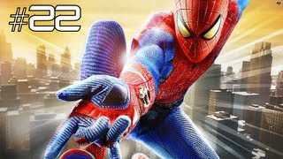 getlinkyoutube.com-The Amazing Spider-Man Walkthrough #22 | تختيم رجل العنكبوت #22