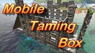 Ark Survival Evolved Mobile Taming BOX !