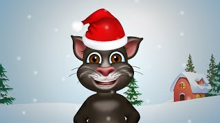 getlinkyoutube.com-Deck the Halls Christmas Songs for Children Christmas Carol Song | Tom Cat Deck the Halls Song