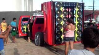 getlinkyoutube.com-Dodge Ram Bala Red - Lançamento em Barra do Corda - MA