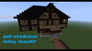 getlinkyoutube.com-jak zbudować ładny dom/wille w minecraft