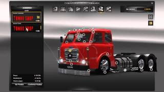 getlinkyoutube.com-Mod FIAT 210 para ETS2 V_1.3.1 link na descriçao