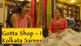 getlinkyoutube.com-Saree Shopping || Kolkata