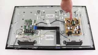 getlinkyoutube.com-Samsung LED TV Won't Turn On No Power & Does Have a Standby Light Basic Troubleshooting TV Repair