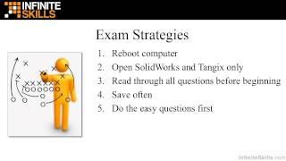 getlinkyoutube.com-Certified SolidWorks Associate (CSWA) Tutorial | Exam Strategies