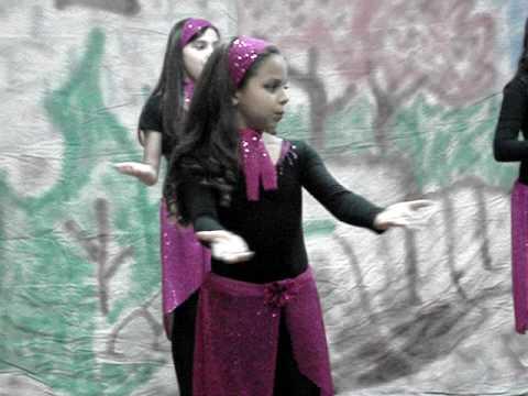 Domingo de Pascoa -Coreografia Infantil.