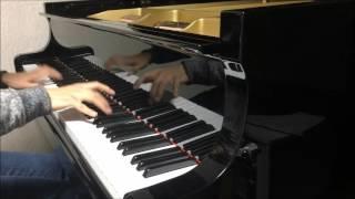 妖怪ウォッチ BGM ラストバトル - 覚悟は いイカ!!! (ピアノ演奏) Yo-kai Watch Final Boss Battle VS McKraken(piano solo)