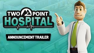 Two Point Hospital - Bejelentés Trailer