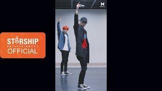 [HYUNGWON][Dance Practice] 몬스타엑스 (MONSTA X) - 'JEALOUSY' Vertical Video width=