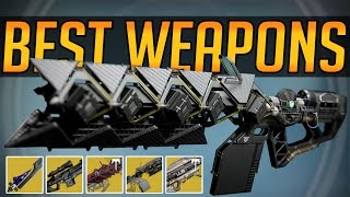 best weapons for wrath of the machine