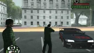 getlinkyoutube.com-Tuneando el Auto de CJ con el Tio Gilipollas - GTA San Andreas (Loquendo)